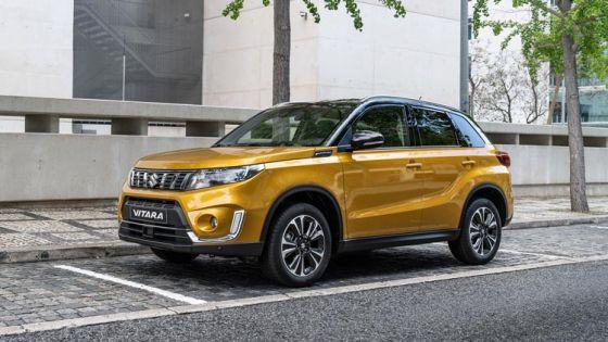 Suzuki Vitara KM.0 por 21.900€