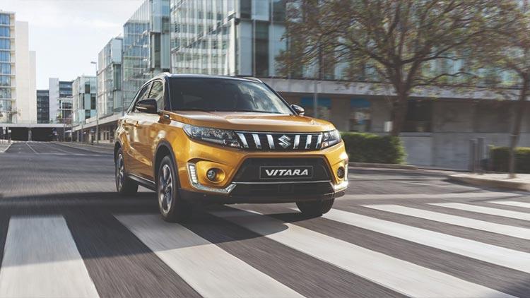 Suzuki Vitara Seminuevo por 20.700€