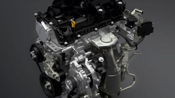 ¿Cómo son los motores Boosterjet de Suzuki?