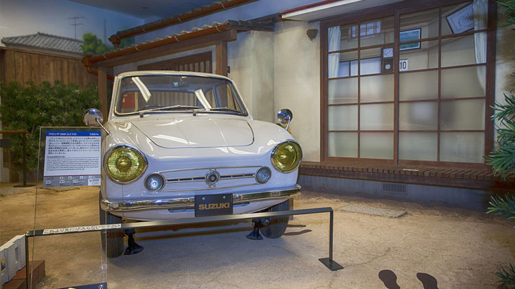 La historia de Suzuki a través de sus coches